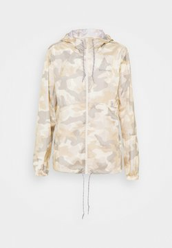 Columbia - FLASH FORWARD PRINTED - Outdoorjacke - chalk trad