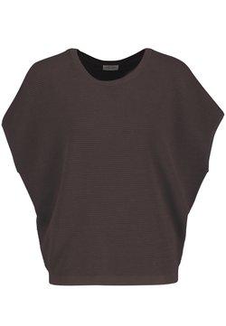 Gerry Weber - T-Shirt basic - dark chestnut