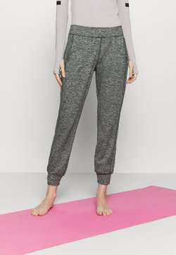 Sweaty Betty - GARY YOGA TROUSERS - Pantalones deportivos - black