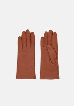 Otto Kessler - Fingerhandschuh - saddle brown