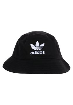 adidas Originals - BUCKET HAT UNISEX - Hut - black