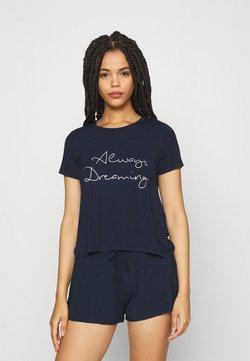 Anna Field - LUCY SHORT SET  - Pyjama - dark blue
