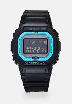 G-SHOCK - Montre à affichage digital - black/blue