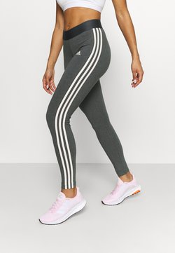 adidas Performance - Tights - grey/pink