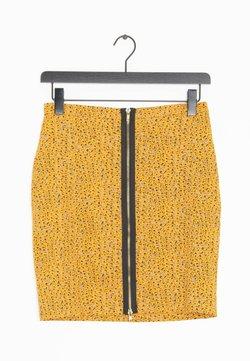 Topshop - Jupe crayon - yellow