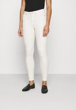 Selected Femme - SLFSOPHIA STAR - Jeans Skinny Fit - creme