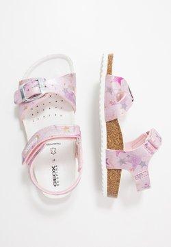 Geox - ADRIEL GIRL - Riemensandalette - pink