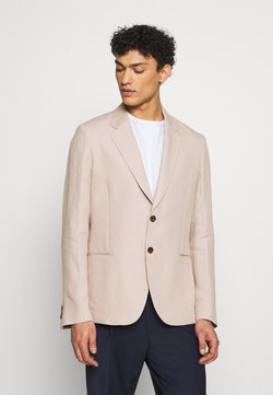 Paul Smith - GENTS TAILORED FIT JACKET - Kavaj - mottled pink