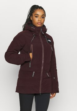 The North Face - PALLIE JACKET - Ski jas - root brown