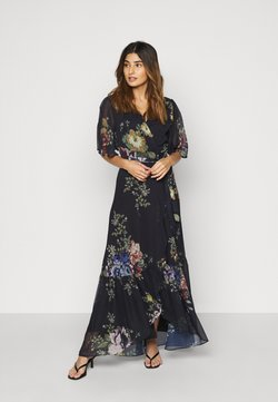 Hope & Ivy Petite - THE MARIANNE - Maxi-jurk - dark blue