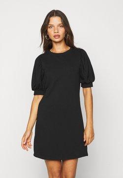 Vero Moda Petite - VMNATALIA DRESS  - Vardagsklänning - black