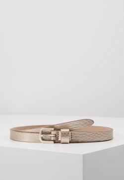 Vanzetti - Gürtel - platingold-coloured/metallic