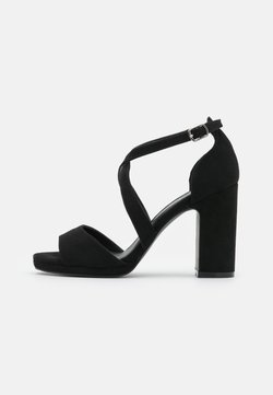 Anna Field - Sandalen met plateauzool - black