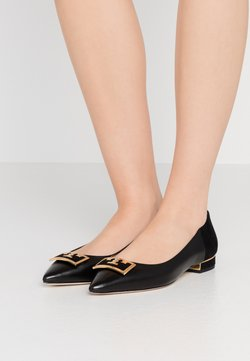 Tory Burch - GIGI POINTY TOE FLAT - Ballet pumps - perfect black