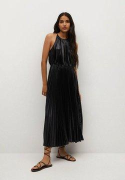 Mango - Cocktailkleid/festliches Kleid - schwarz