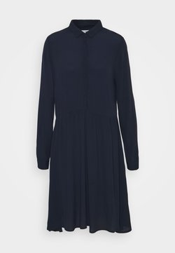 Minimum - BINDIE DRESS - Paitamekko - navy blazer