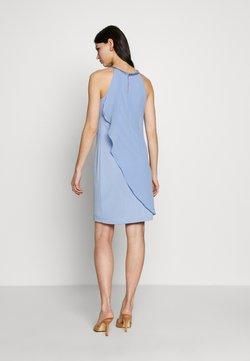 Esprit Collection - LUX FLUID - Cocktail dress / Party dress - blue lavender