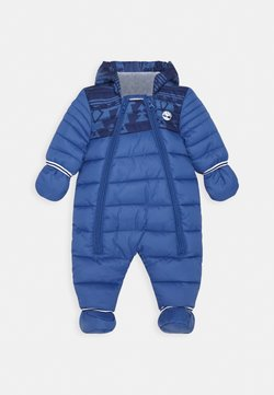 Timberland - ALL IN ONE BABY  - Schneeanzug - blue