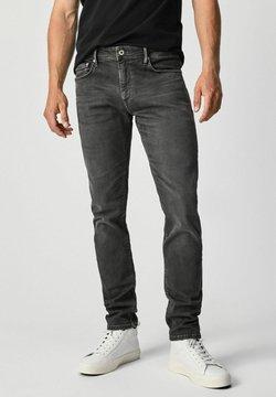 Pepe Jeans - STANLEY - Slim fit -farkut - charcoal