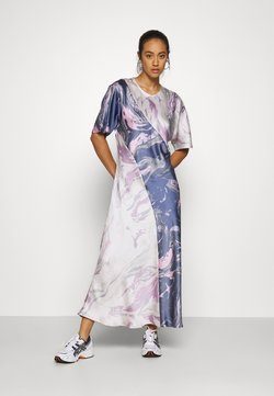 Weekday - TEA DRESS - Maxikjoler - marble