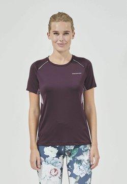 Endurance - WINOLA - T-Shirt print - purple grape
