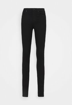Vero Moda Tall - VMTANYA PIPING - Jeans Skinny Fit - black