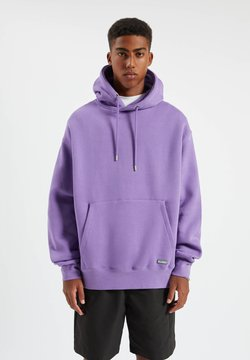 PULL&BEAR - Huppari - purple