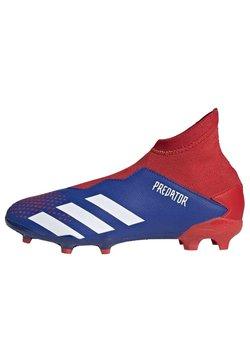 adidas Performance - PREDATOR 20.3 FIRM GROUND BOOTS - Fußballschuh Nocken - blue
