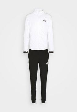 Puma - AMPLIFIED SUIT - Trainingsanzug - white