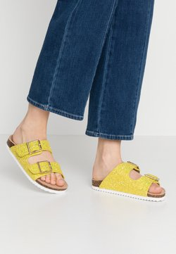 Colors of California - Chaussons - yellow