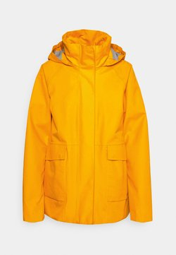 Didriksons - Hardshelljacke - saffron yellow