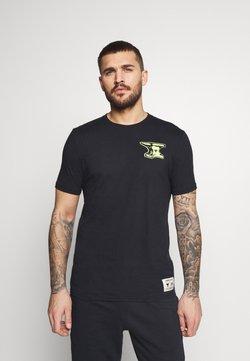 Under Armour - ROCK WRECKING CREW - T-Shirt print - black