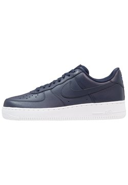 Nike Sportswear - AIR FORCE - Sneaker low - obsidian/white