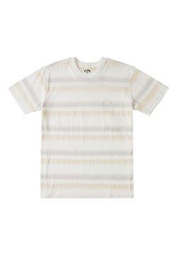 Billabong - DIE CUT - T-Shirt print - off white