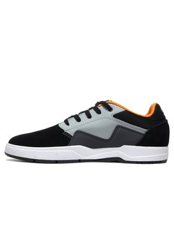 DC Shoes - Sneaker low - black/grey/grey