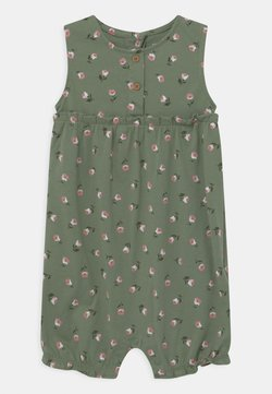 Carter's - FLORAL - Overall / Jumpsuit - khaki