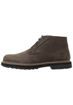 Timberland - SQUALL CANYON WP CHUKKA - Schnürstiefelette - olive