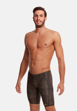 Funky Trunks - Badehose Pants - leather skin