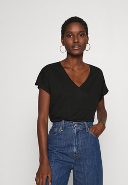 InWear - FAYLINN  - Camiseta básica - black