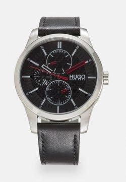 HUGO - REAL - Montre - schwarz