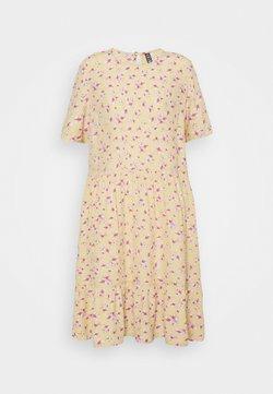 PIECES Tall - PCMILLER DRESS - Freizeitkleid - hemp