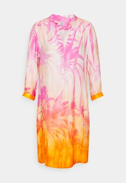 Emily van den Bergh - Freizeitkleid - pink/orange