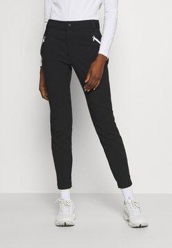 Columbia - POWDERPANT - Pantalones - black