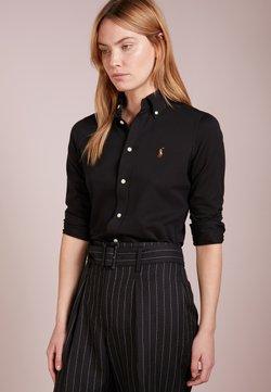 Polo Ralph Lauren - HEIDI LONG SLEEVE - Skjorte - black