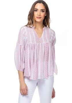 Tantra - MIT ETHNO-PRINT - Bluse - rosa