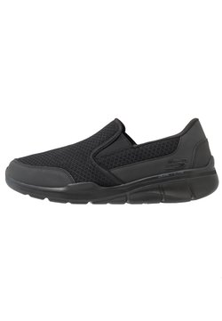 Skechers Sport - EQUALIZER 3.0 RELAXED FIT - Slipper - black