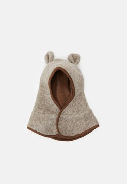 Huttelihut - BUT EARS BUTTONS UNISEX - Pipo - camel