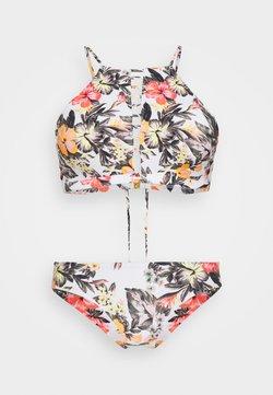 O'Neill - SOARA MAOI FIX SET - Bikini - white/red