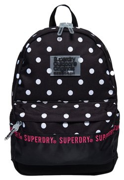 Superdry - Reppu - black