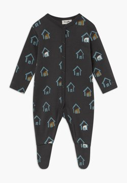 Sanetta - OVERALL - Pijama - seal grey